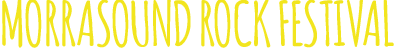 Morrasound Rock Festival