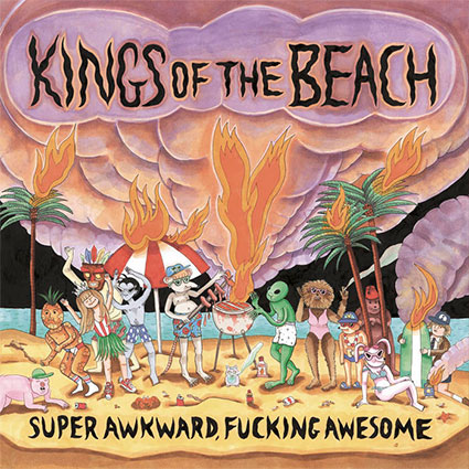 Kings Of The Beach