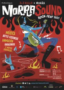 cartaz do morrasound 2021
